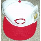 Cincinnati Reds 1957-1958 throwback game model fitted cap or hat NEW