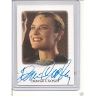 Denise Crosby Star Trek certified autograph card