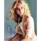 Diane Kruger autographed 8x10 portrait photo