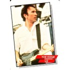 The Edge U2 1985 Rockstar Concert Card