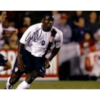 Eddie Johnson autographed U.S. Soccer 8x10 photo