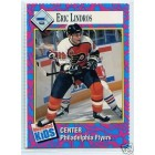 Eric Lindros Flyers 1993 Sports Illustrated for Kids card