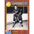 Gordie Howe 1990 Sports Illustrated for Kids card