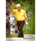 Jack Nicklaus 2004 SP Signature golf card
