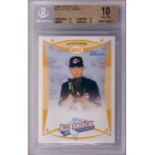 Jacob Turner 2008 AFLAC Bowman Rookie Card graded BGS 10 PRISTINE
