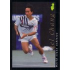 Michael Chang 1992 Classic World Class Athletes card