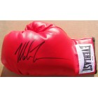 Mike Tyson autographed Everlast leather boxing glove (PSA/DNA)