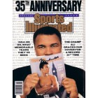 Muhammad Ali autographed 1989 Sports Illustrated