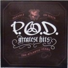 P.O.D. Greatest Hits decal or sticker