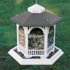 Cherry Valley Deluxe Gazebo Feeder 10 Lb Seed Capacity
