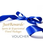 $1000 JustRewards Sports and Experiential Travel Voucher
