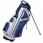 Courier 3.0 Stand Bag - White/Blue