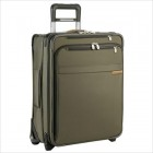 Baseline International Carry-On Wide-Body Upright - Olive