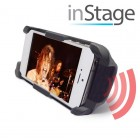 inStage Speaker Stand for iPhone 4 series