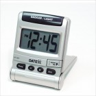 Alarm Clock with lighted LCD size 2-1/2*1 inches