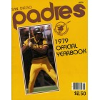 1979 San Diego Padres Official Yearbook PRISTINE (Dave Winfield cover)