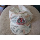 1996 Toshiba Classic autographed golf cap or hat (George Archer Gay Brewer Bob Charles Hale Irwin Orville Moody)