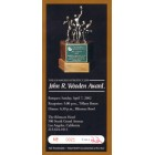 2002 John Wooden Award ticket (Jason Williams)