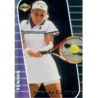Amanda Coetzer 2000 Collector's Edge card
