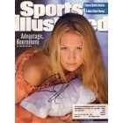 Anna Kournikova autographed June 2000 Sports Illustrated
