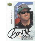 Bobby Labonte certified autograph 1999 Upper Deck NASCAR card