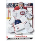 Carey Price Montreal Canadiens 2011 Sports Illustrated for Kids card