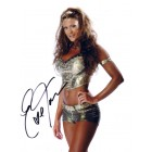 Eve Torres autographed 8x10 WWE wrestling photo
