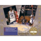 Jamal Mashburn Kentucky Wildcats 1993 Tribute 8x10 card sheet #316/5000