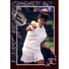 Jennifer Capriati 1992 Legends card