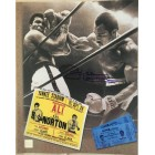 Ken Norton autographed 11x14 boxing photo vs. Muhammad Ali (Real Deal)