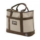 American Outdoorsman Commuter Extra Large Khaki Tote