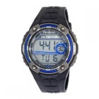 Armitron Mens Sport Watch With Black Rubber Band