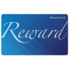 Visa Reward Card $125